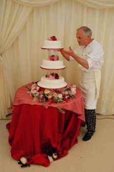 Chalfont Classic Cuisine - Marquee Wedding Catering Specialists